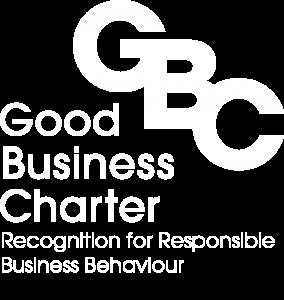 GBC Logo and Strapline White rgb